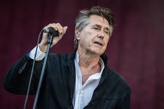 Bryan Ferry Singer and Composer Refined  Rock Art