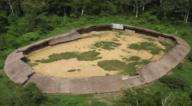 Shabono Yanomami