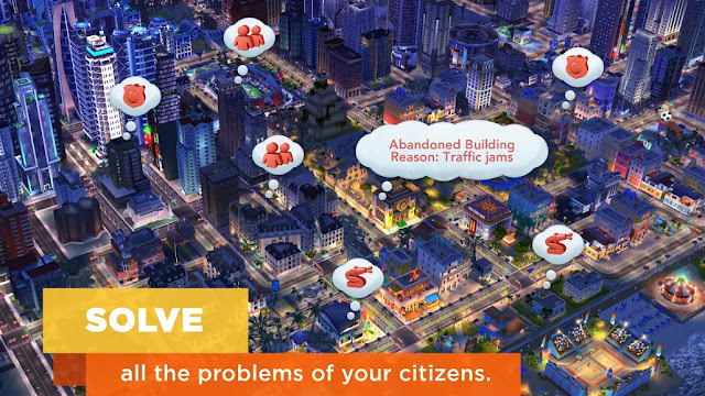 SimCity BuildIt Game For Android