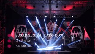 Lirik Lagu Susah Seneng Karo Kowe - Yeyen Vivia