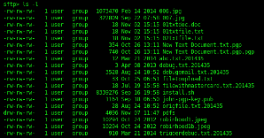 Free SFTP Download: SFTP Put Directory