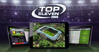 Top Eleven Be A football Manager