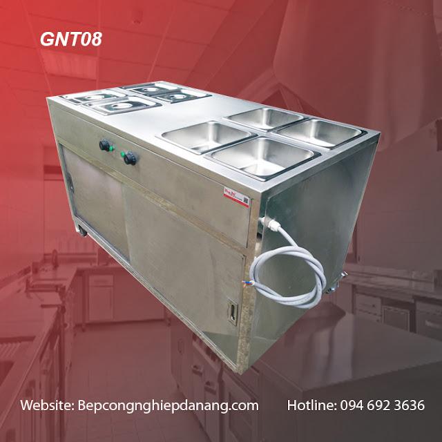 Bàn giữ nóng thức ăn cao cấp GNT08 Bep36