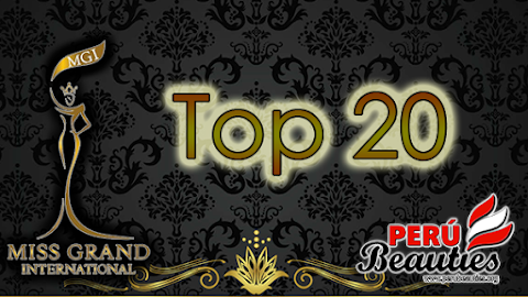 Predicción: Top 20 Final - Miss Grand International 2015