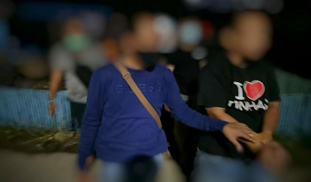 Polisi Tangkap DPO Narkoba Polres Nabire di Makasar