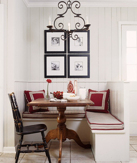 Dining Room Booth: Booth Kitchen Pic: Booth Dining Room Sets
