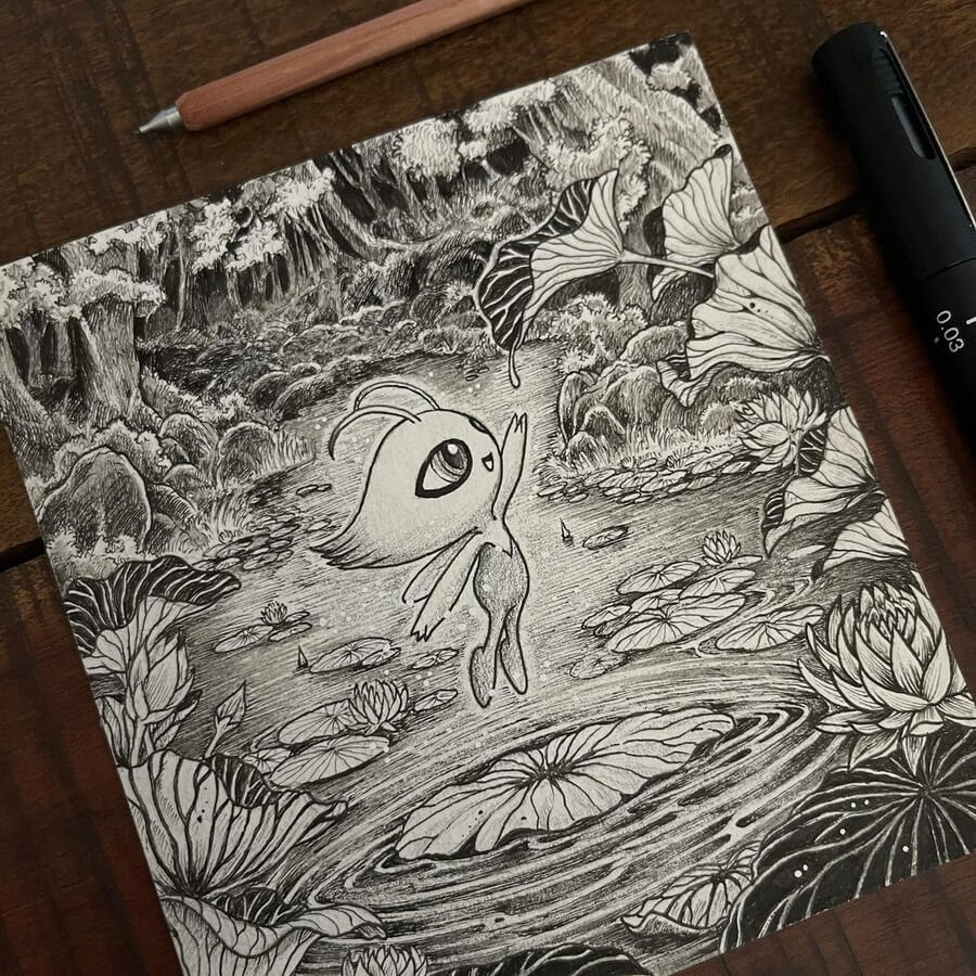 01-Forest-creature-Kerby-Rosanes-www-designstack-co