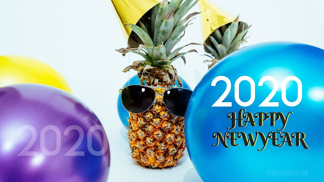 Happy New Year 2020 Cards Free