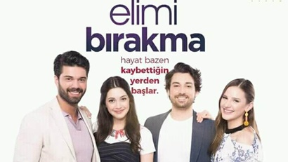 Elimi Bırakma (Don't Let Go of My Hand) Synopsis And Cast