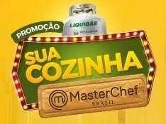 Masterchef Cozinha Completa Promoção Liquigás 2019