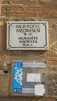 MURADİYE MADRASAH