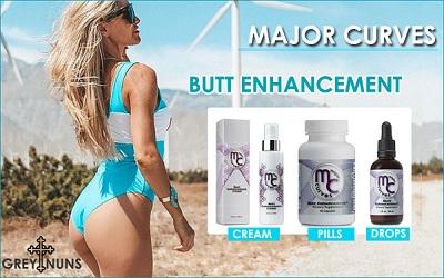 Major Curves Butt Enhancement Cream