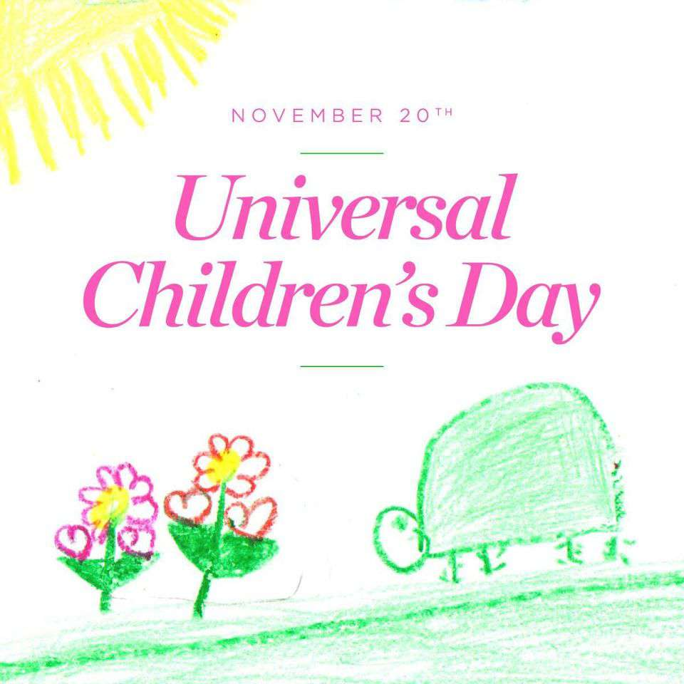 Universal Children's Day Wishes Pics