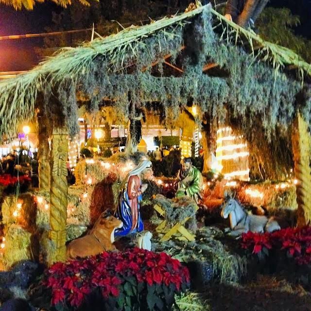 3ff3eb24ca0 Jaime Ramos Méndez  Nacimiento navideño en la Plaza de Armas de ...