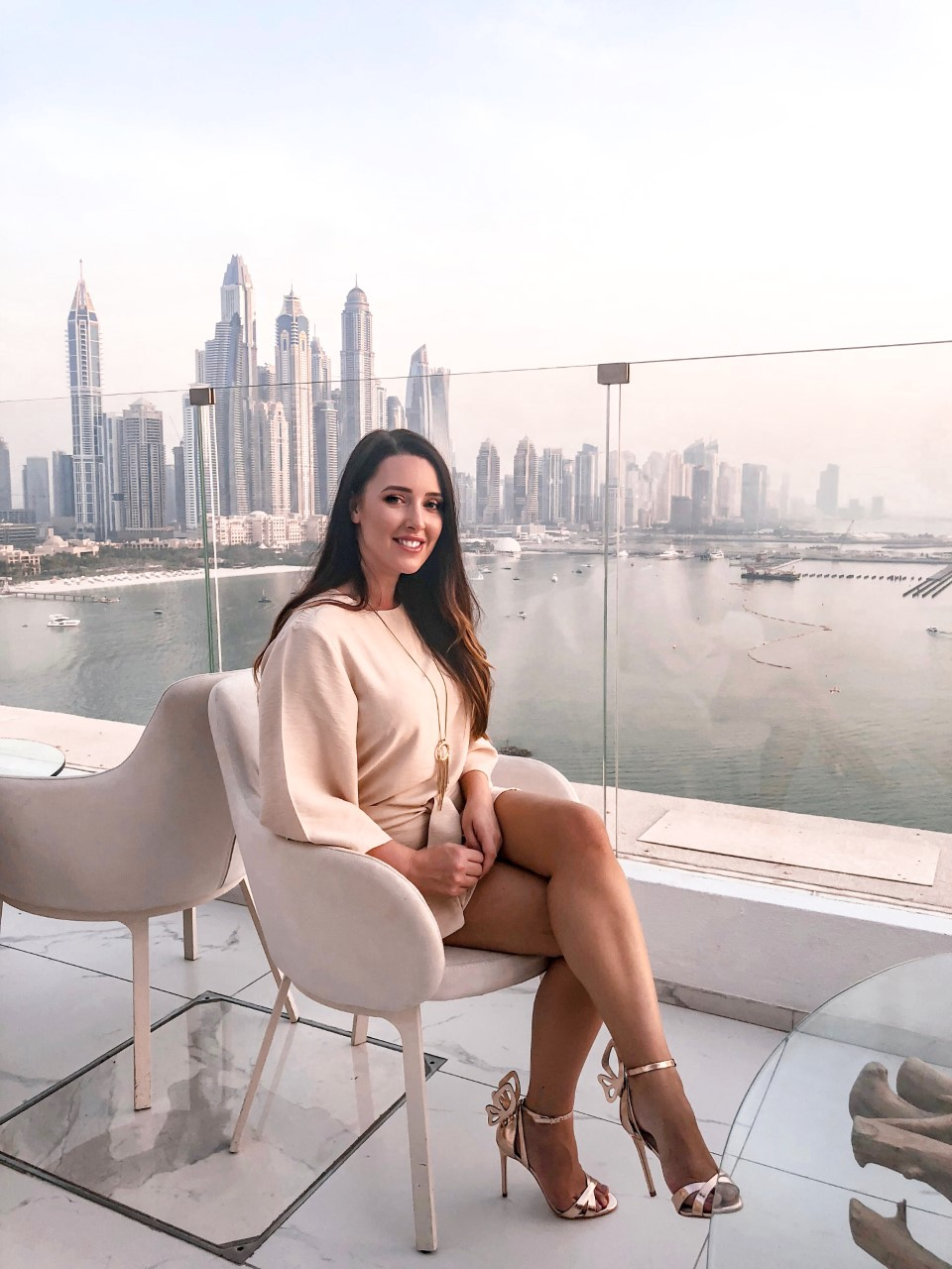 The Most Instagrammable Places in Dubai - Penthouse FIVE Palm Jumeirah