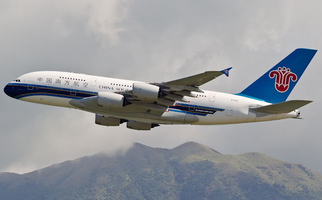 China Southern Airlines Airbus A380-800