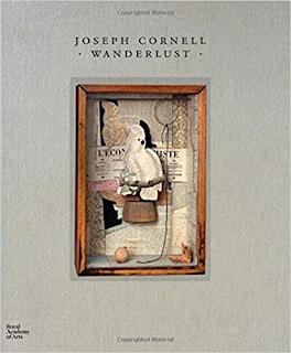 "Joseph Cornell ""Wanderlust"" book cover"