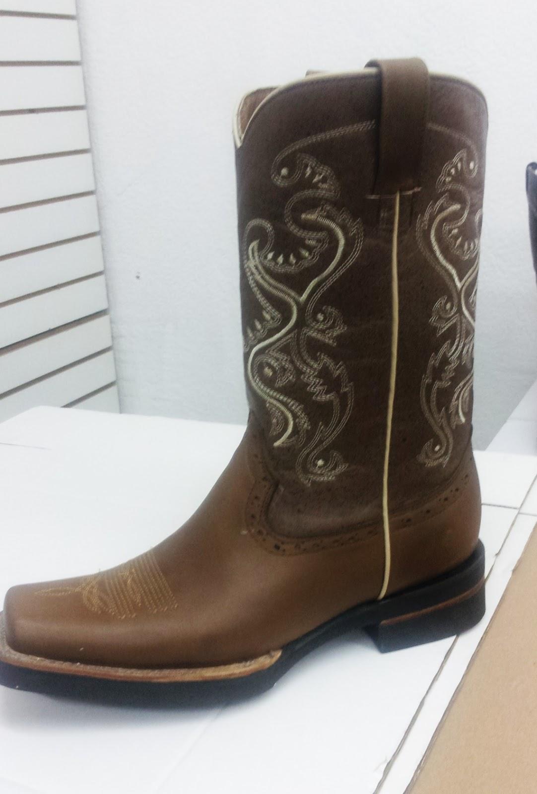 094fa4a4b botas vaqueras hombre punta cuadrada