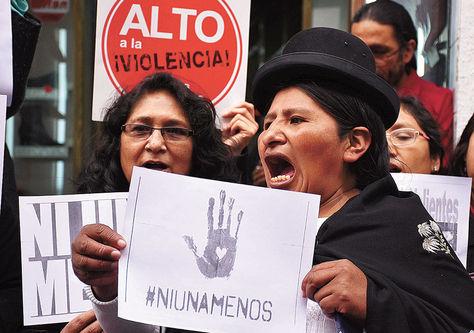 El alcohol fue detonante de todos los feminicidios en la ciudad de El Alto