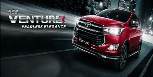 Kijang Venturer, Produk Unggulan Toyota