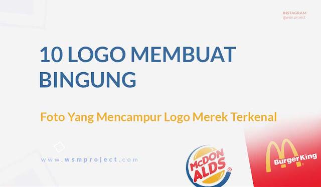 Logo membingungkan