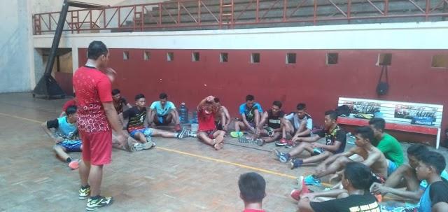 Pembinaan Atlit Cabor Bola Voli (PBVSI) Kabupaten Ponorogo
