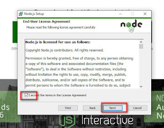 Instalasi Node.JS di Windows