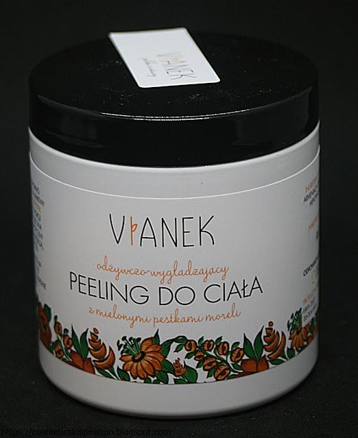 Sylveco - Vianek - Odżywczo - wygładzający peeling do ciała
