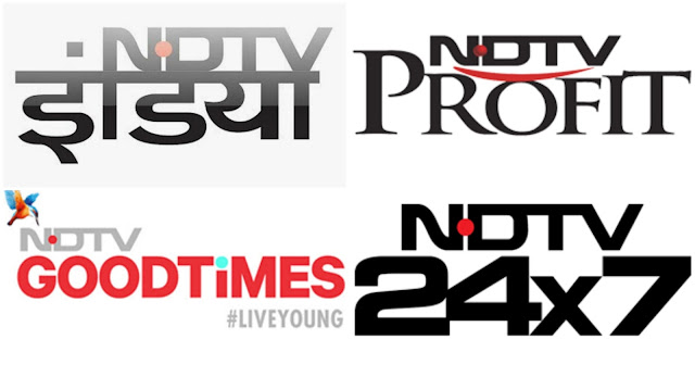 NDTV channels live