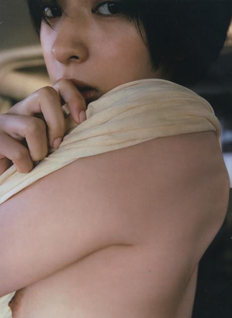 日南響子 Kyoko Hinami SAI Semi Nude Photobook 06
