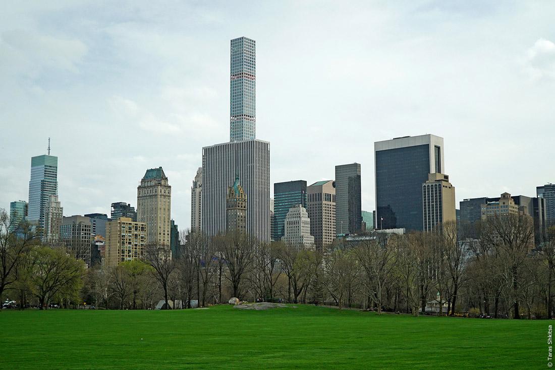 Central Park. 2. April 2016