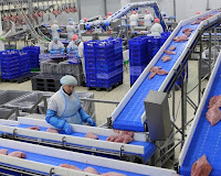 Putenfleisch-Export aus Russland