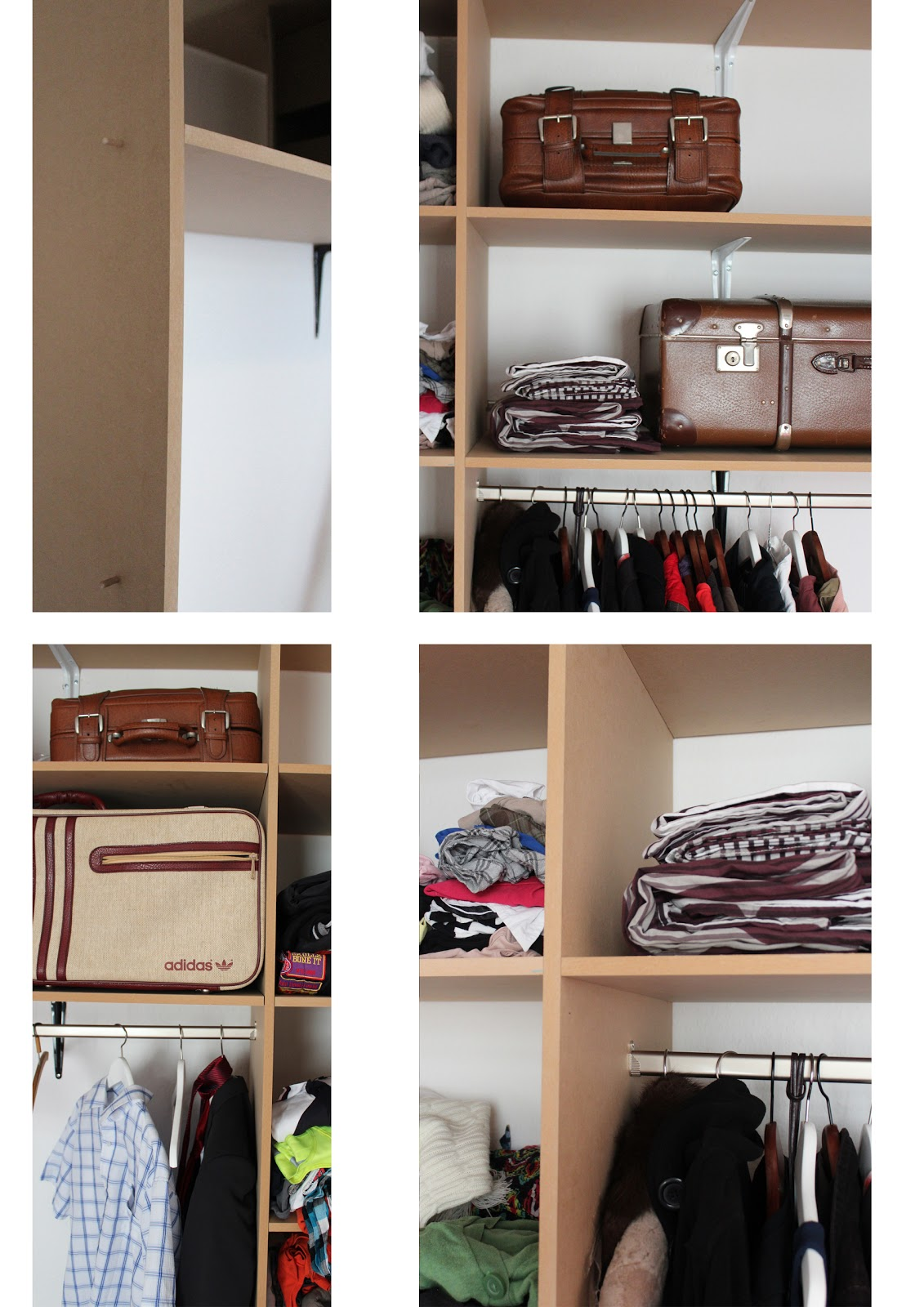 werk place diy kleiderschrank. Black Bedroom Furniture Sets. Home Design Ideas