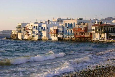Mikonos, Yunani