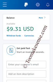 Open Paypal Account That Send And Receive Money