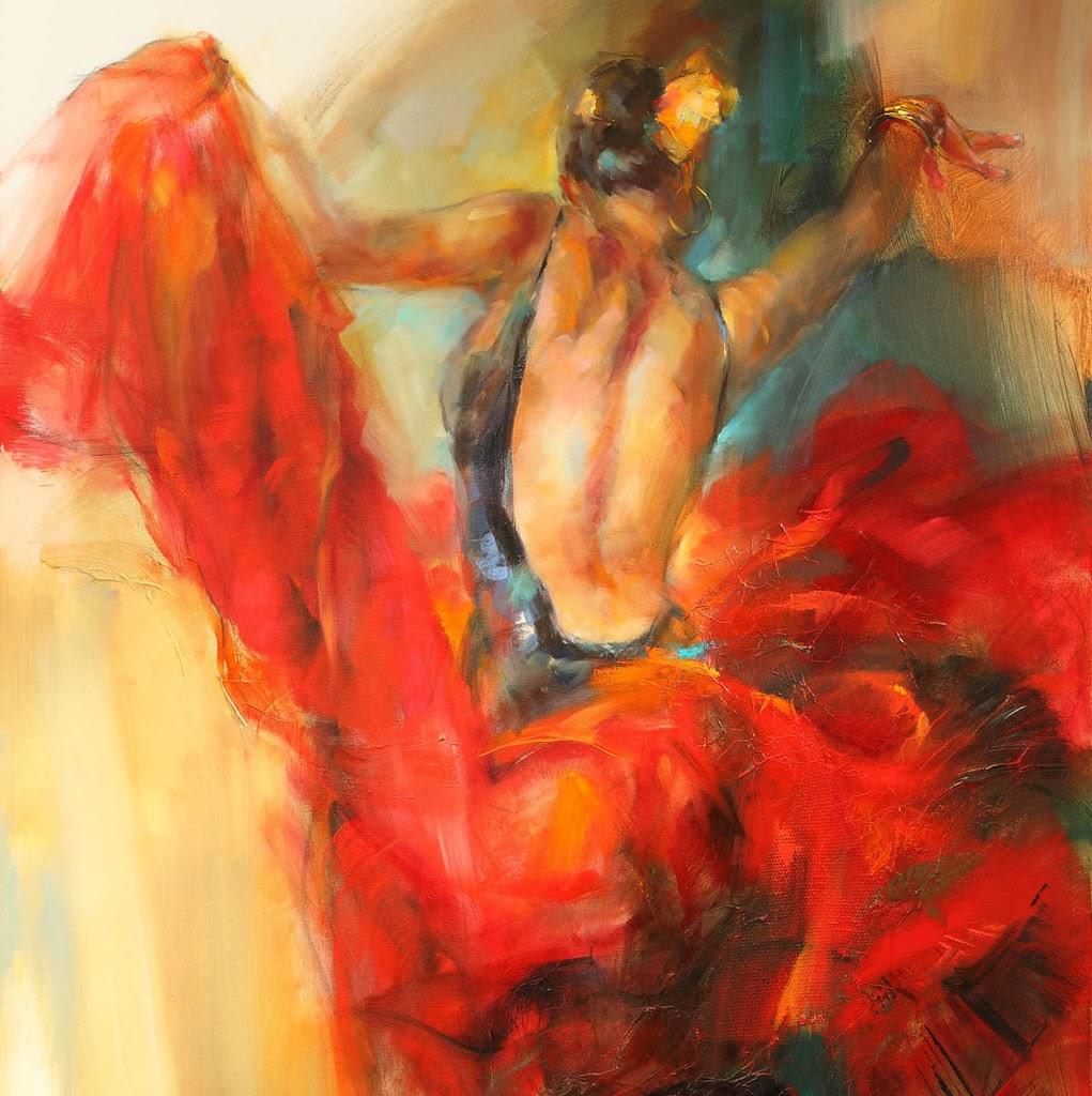 Anna Razumovskaya She Dances in  eauty