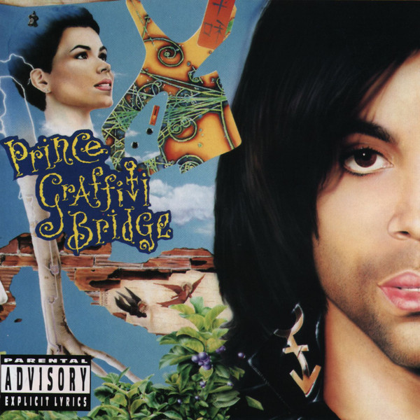 Prince - Graffiti Bridge Cover