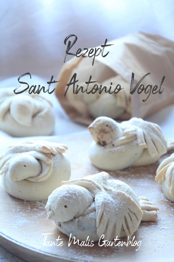 Sant Antonio Vögel nach einem alten Rezept