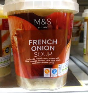M&S French Onion Soup