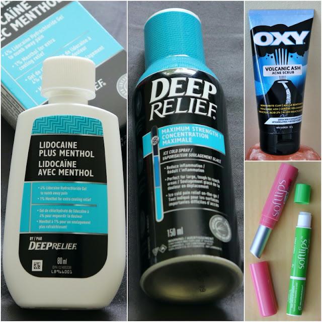 deep relief giveaway