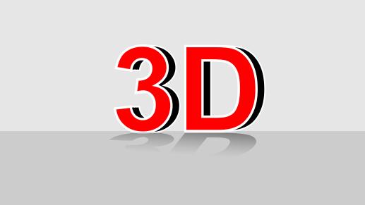 Cara Membuat Tulisan 3D dengan Corel Draw X7
