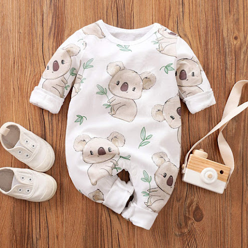 Funny Unisex Baby Clothes