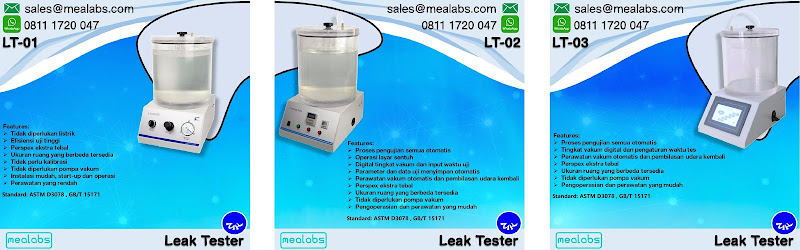 LT Series Leak Tester