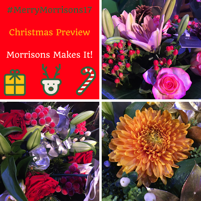 Merry Morrisons 2017 Christmas Preview Press Day