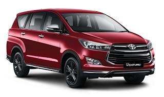 Gambar Toyota Innova Venturer Bandung