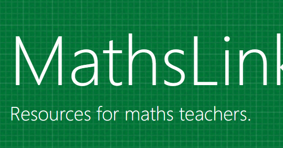 Free Technology for Teachers: MathsLinks - A Good Place to Find Resources for Math Lessons