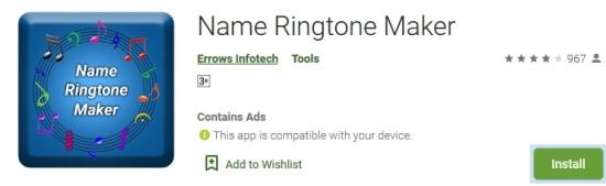 Name Ringtone Maker Apk,andorid Ringtone Maker