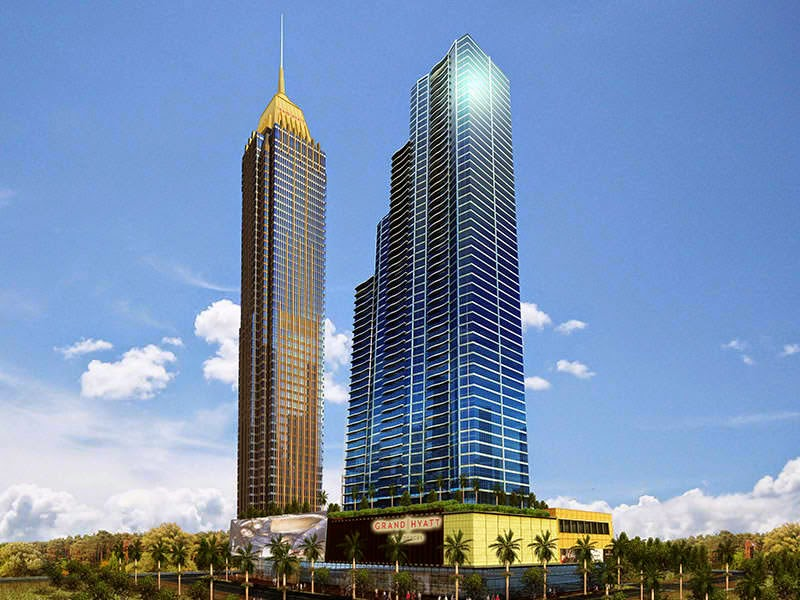 The Metro Properties Philippines Grand Hyatt Manila Residences