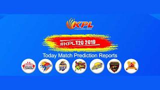 KPL T20 2019 Bijapur vs Bengaluru 5th Match Prediction Today