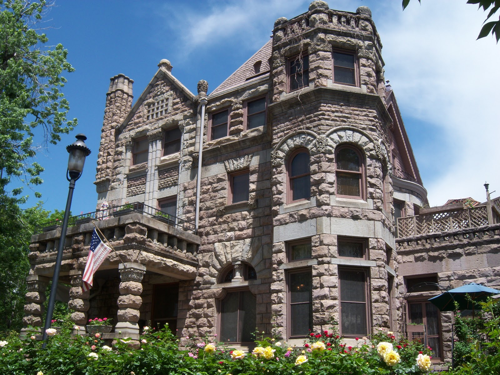 Castle Bed And Breakfast Colorado Springs